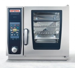 Пароконвектомат Rational SelfCookingCenter XS 6